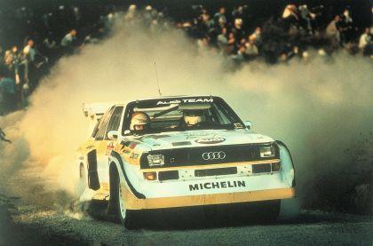 1985 Audi Quattro S1 E2 4
