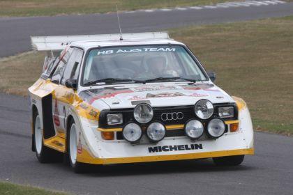 1985 Audi Quattro S1 E2 5