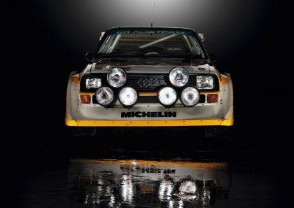 1985 Audi Quattro S1 E2 7
