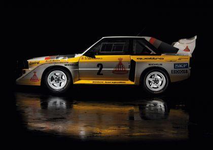 1985 Audi Quattro S1 E2 8