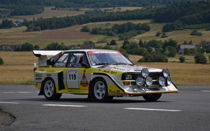 1985 Audi Quattro S1 E2 10