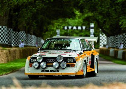 1985 Audi Quattro S1 E2 13