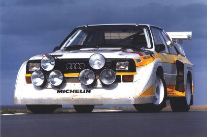 1985 Audi Quattro S1 E2 14