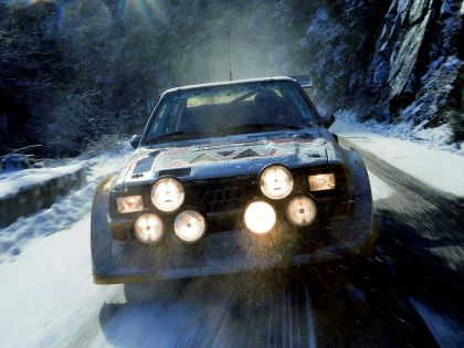 1985 Audi Quattro S1 E2 15
