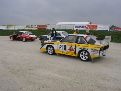 1985 Audi Quattro S1 E2 16