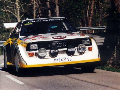 1985 Audi Quattro S1 E2 18