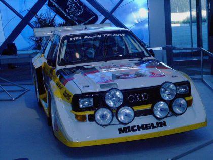 1985 Audi Quattro S1 E2 20