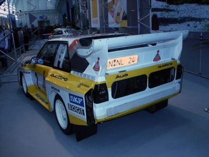 1985 Audi Quattro S1 E2 21