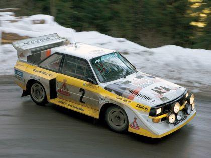 1985 Audi Quattro S1 E2 24