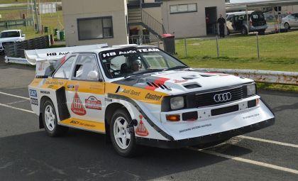 1985 Audi Quattro S1 E2 25
