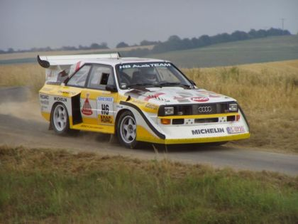 1985 Audi Quattro S1 E2 27
