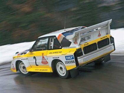 1985 Audi Quattro S1 E2 29