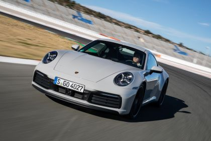 2019 Porsche 911 ( 992 ) Carrera S 46