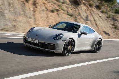 2019 Porsche 911 ( 992 ) Carrera S 70