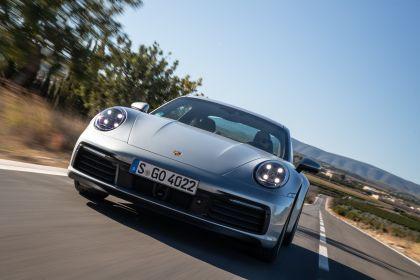 2019 Porsche 911 ( 992 ) Carrera S 124