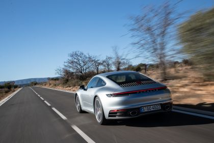 2019 Porsche 911 ( 992 ) Carrera S 125