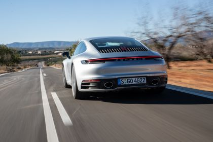 2019 Porsche 911 ( 992 ) Carrera S 129