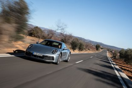 2019 Porsche 911 ( 992 ) Carrera S 131