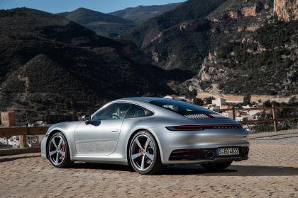 2019 Porsche 911 ( 992 ) Carrera S 140