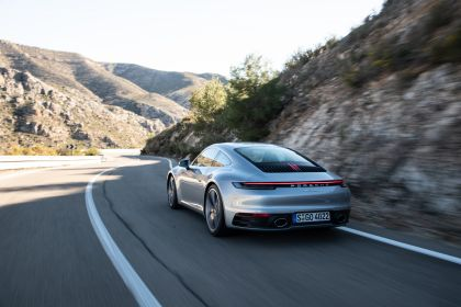 2019 Porsche 911 ( 992 ) Carrera S 145