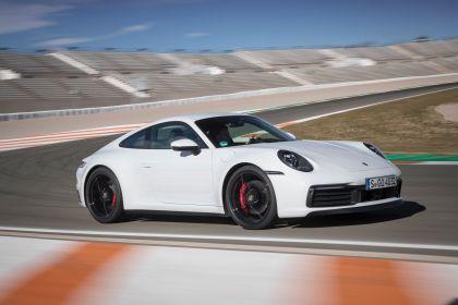 2019 Porsche 911 ( 992 ) Carrera S 184