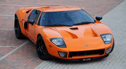 2008 Avro-Roush 720 Mirage ( based on Ford GT ) 1