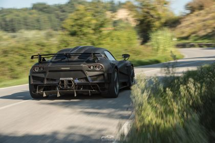 2018 Mazzanti Evantra Millecavalli - black edition 2