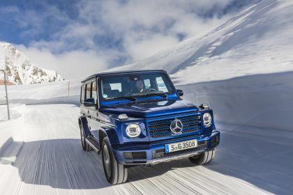 2019 Mercedes-Benz G 350 d 2