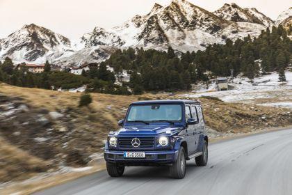 2019 Mercedes-Benz G 350 d 24