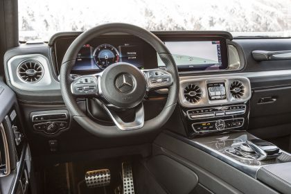 2019 Mercedes-Benz G 350 d 51