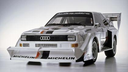 1987 Audi Quattro S1 E2 Pikes Peak 1