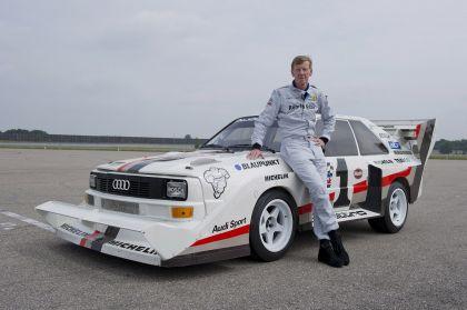 1987 Audi Quattro S1 E2 Pikes Peak 2