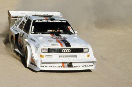 1987 Audi Quattro S1 E2 Pikes Peak 7