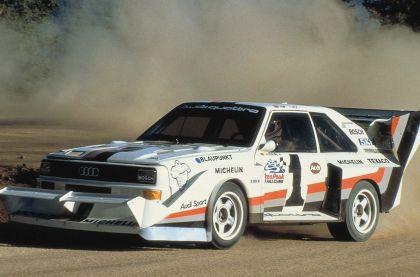 1987 Audi Quattro S1 E2 Pikes Peak 8
