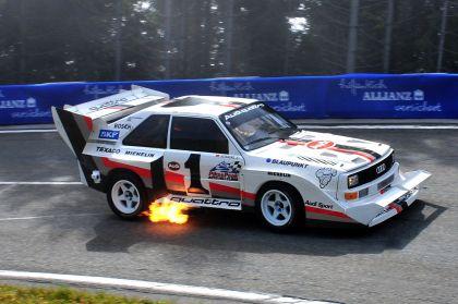 1987 Audi Quattro S1 E2 Pikes Peak 9