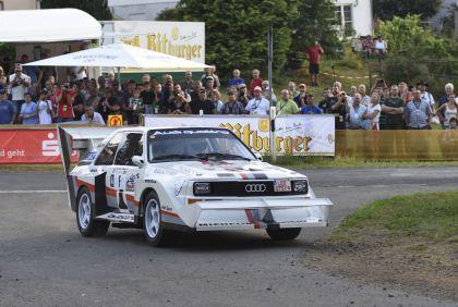 1987 Audi Quattro S1 E2 Pikes Peak 10