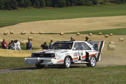 1987 Audi Quattro S1 E2 Pikes Peak 13