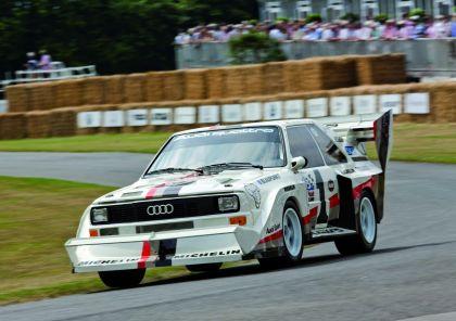 1987 Audi Quattro S1 E2 Pikes Peak 14