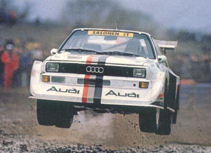 1987 Audi Quattro S1 E2 Pikes Peak 15