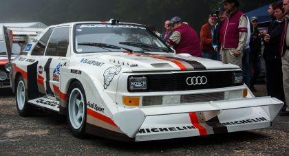 1987 Audi Quattro S1 E2 Pikes Peak 19