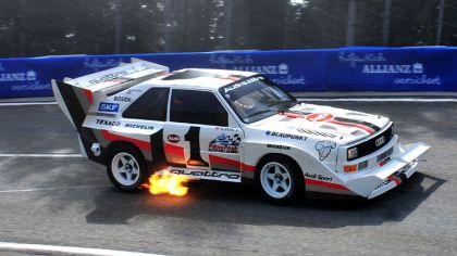 1987 Audi Quattro S1 E2 Pikes Peak 5