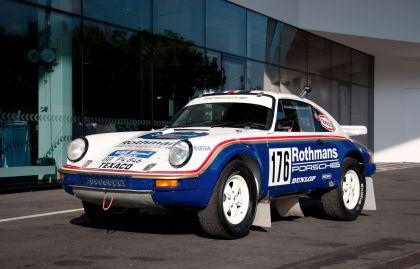 1984 Porsche 953 1