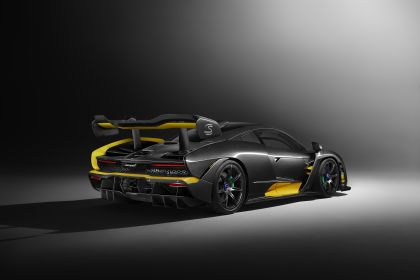 2018 McLaren Senna - carbon theme by MSO 2