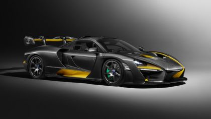 2018 McLaren Senna - carbon theme by MSO 6