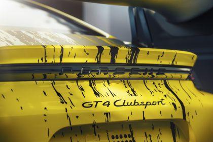 2019 Porsche 718 Cayman GT4 Clubsport 9