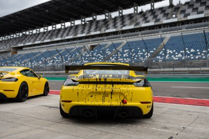 2019 Porsche 718 Cayman GT4 Clubsport 17