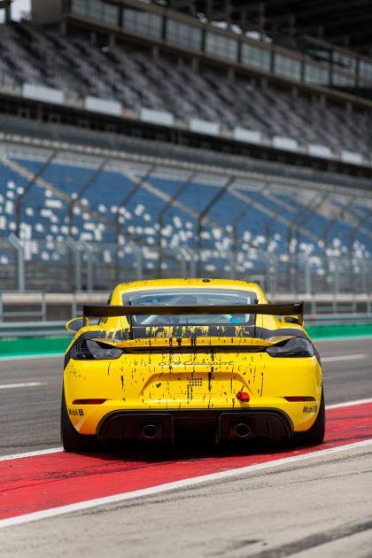 2019 Porsche 718 Cayman GT4 Clubsport 27