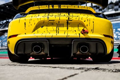 2019 Porsche 718 Cayman GT4 Clubsport 87