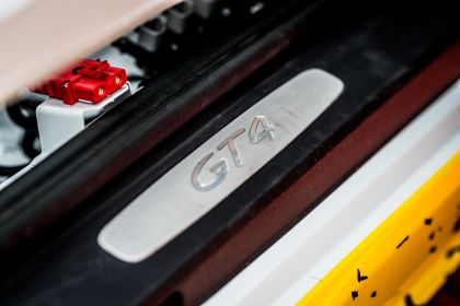 2019 Porsche 718 Cayman GT4 Clubsport 91