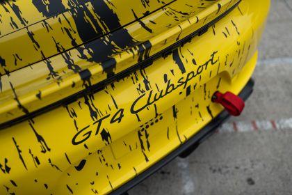 2019 Porsche 718 Cayman GT4 Clubsport 101